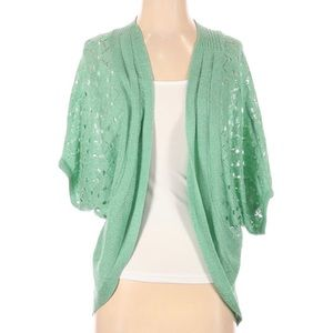 The Cue by Cher Qu XS Cardigan